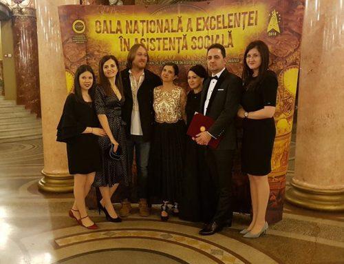Gala Națională a Excelenței în Asistență Socială