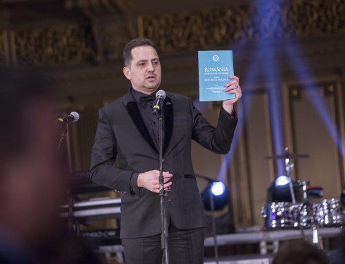 """Lansare monografie """"România se ridică în picioare pentru asistență socială"""""""