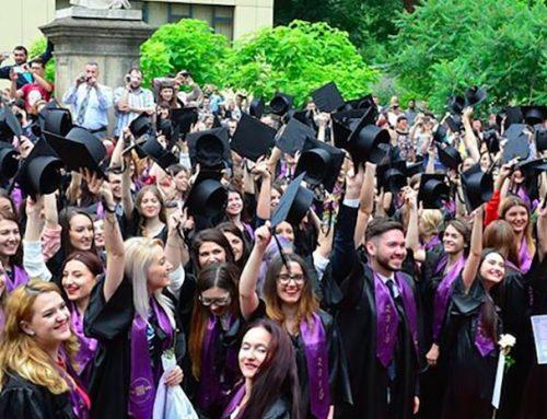 Festivitate absolvire promoția 2019